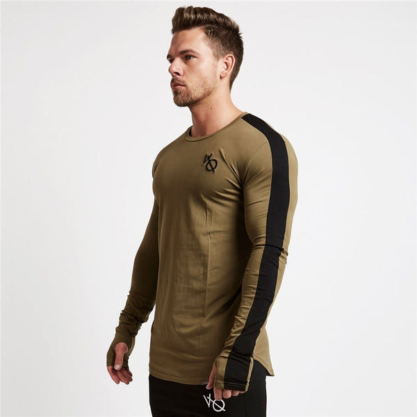 Frank - Long Sleeve Slim Fit Sweatshirt