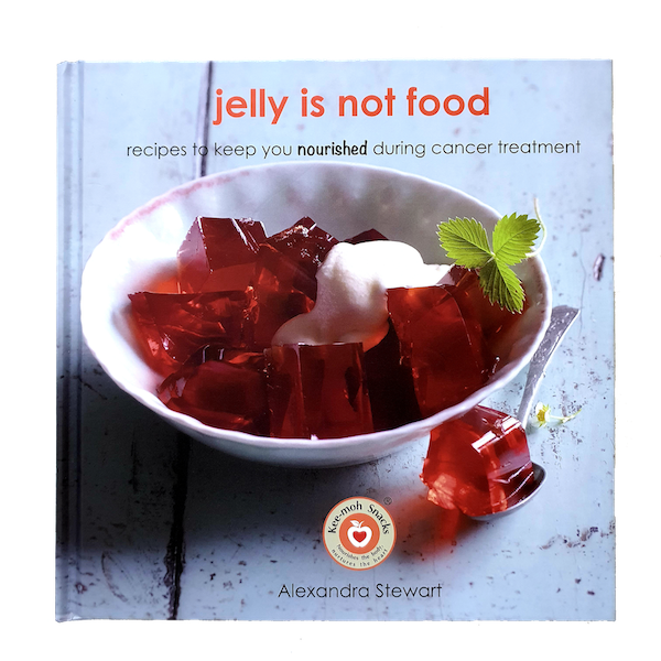 Jelly Is Not Food Cookbook