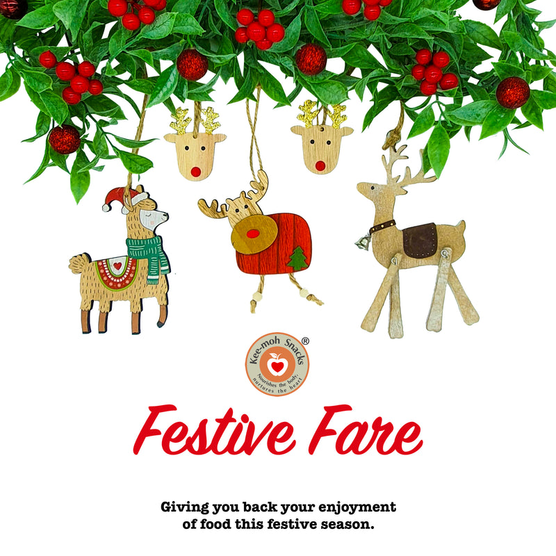 Festive Fare Recipe Book - eBook