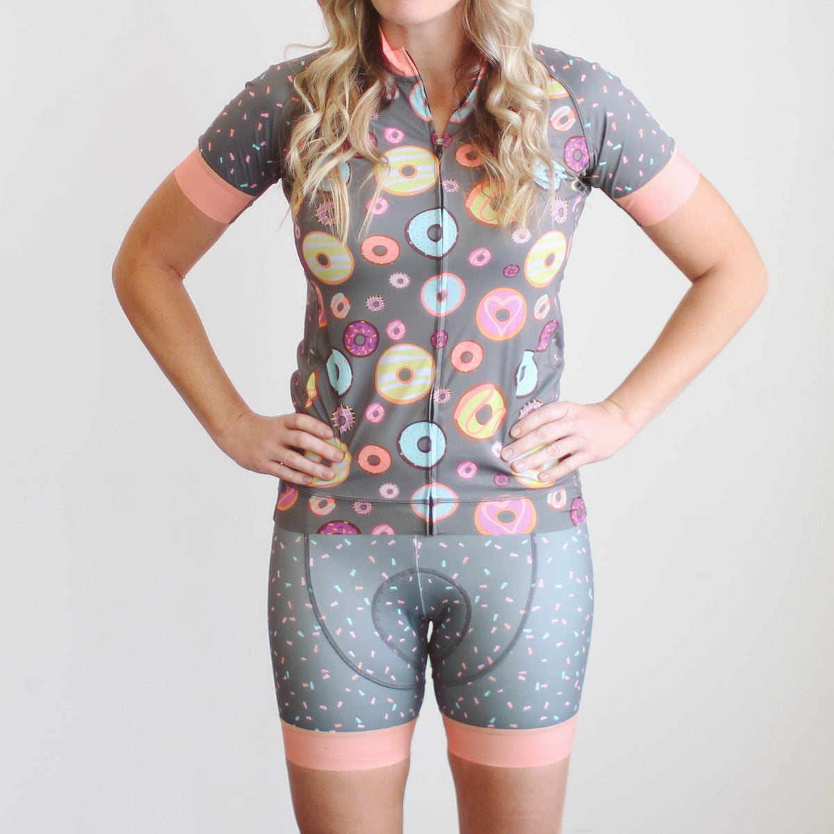 Donut Quit Cycling Kit