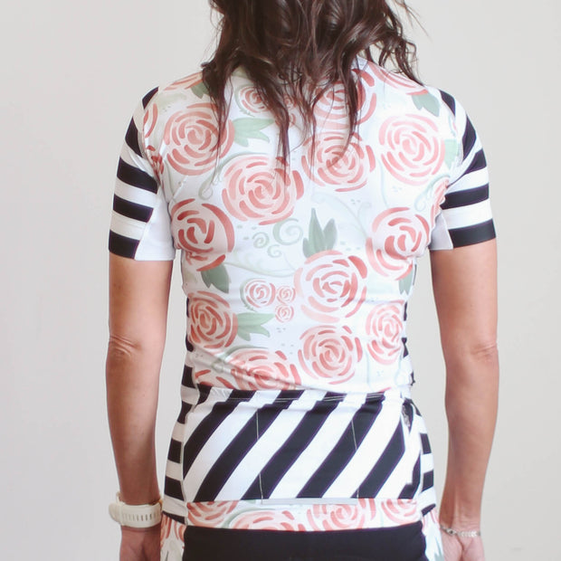Radiant Roses Jersey
