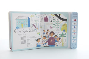 Rasa Sayang Sing-and-Record Fun Book
