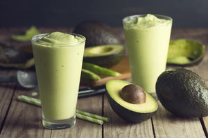 Es Alpukat (Avocado Smoothie) The ideal breakfast on the run!