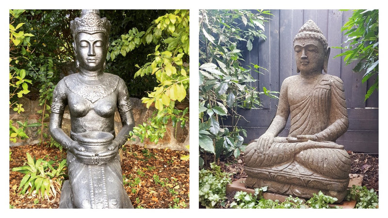 How To Properly Maintain Your Garden Statues