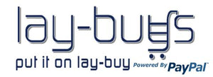 Online Lay-buy... Powered by PayPal