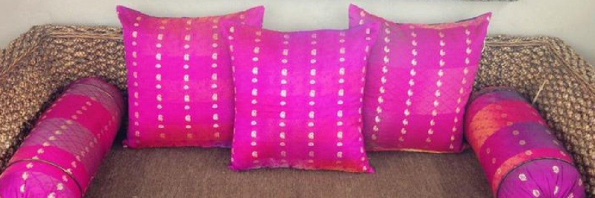 Balinese Daybed Cushions