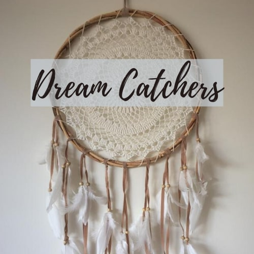 Rattan Dream Catchers