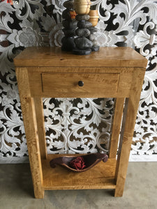 Fruitwood Console table #10067