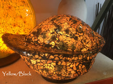 Load image into Gallery viewer, Balinese Mosaic Shell Lamp