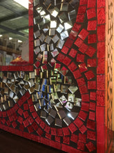 Hand Crafted Mosaic Mirror #10087