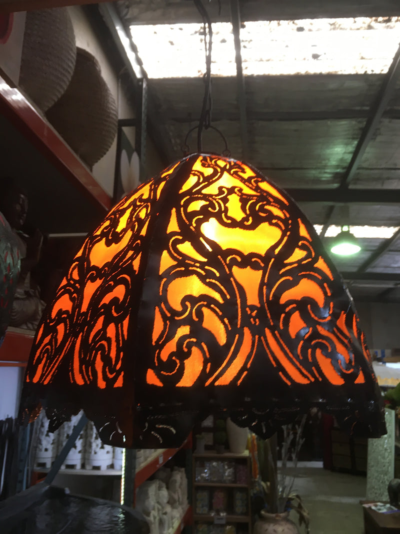 Moroccan Round Hanging Pendant Lamps