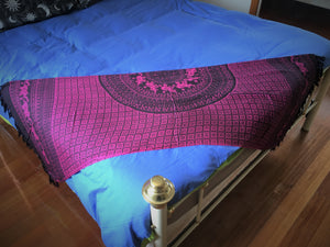 Mandala Bed Throw #10123 MG