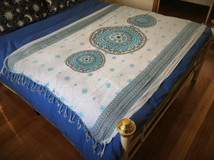 Mandala Bed Throw #10123 MT