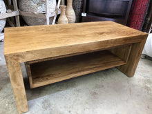 Fruitwood Coffee Table 10127