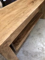 Fruitwood Coffee Table
