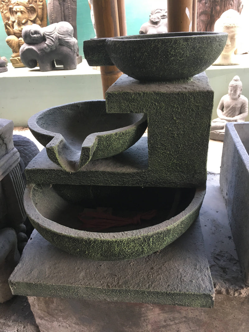 Two Tier Water Feature