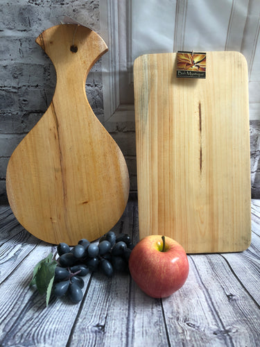 Wooden serving/Slicing boards 10153/10154