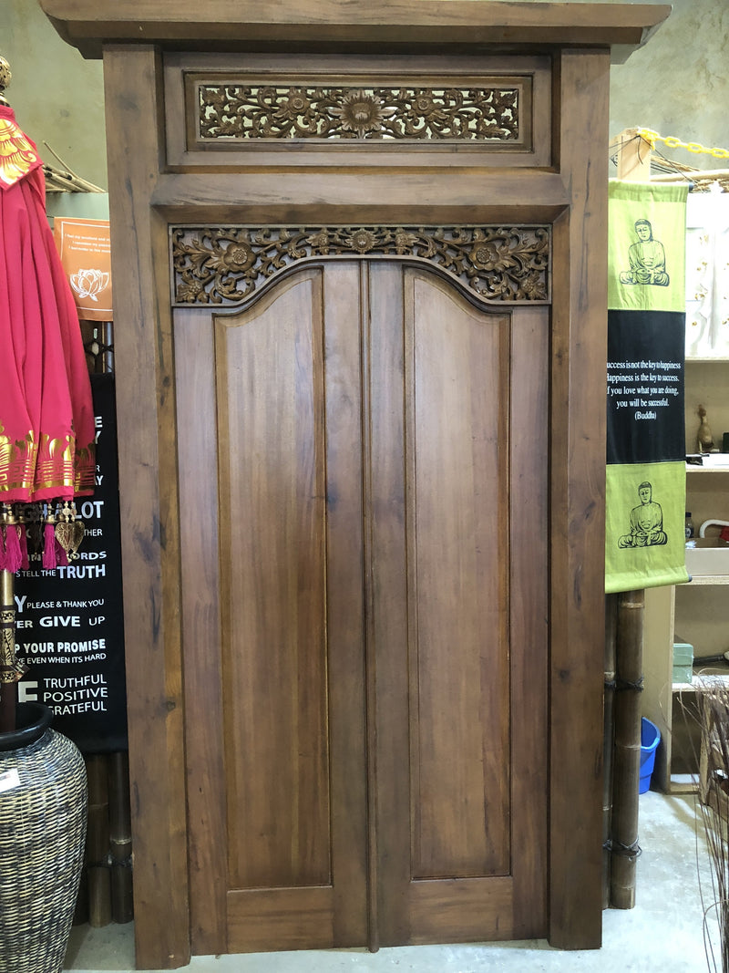 Balinese Doors and Frame