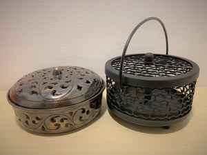 Mosquito coil holders