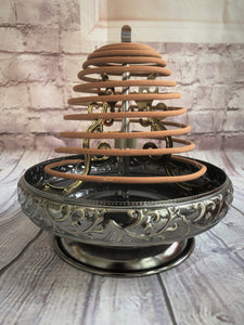 Incense Coil Burner 10199