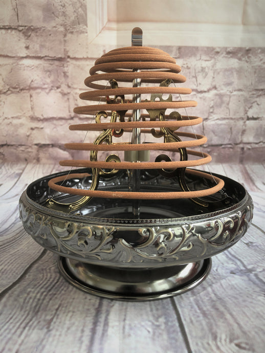 Incense Coil Burner