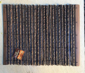 Balinese Coco Stick Table Runner/Place Mat
