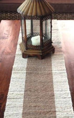 Balinese Large 200cm Natural Mendong Fibre Table Runner