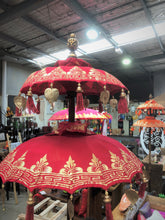 Balinese Double Tier Festival Umbrella