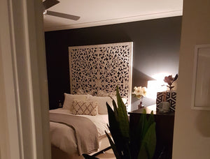 LARGE Headboard Bed Head #1874L