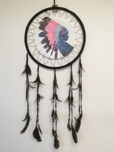 Indian Dream Catcher #1881