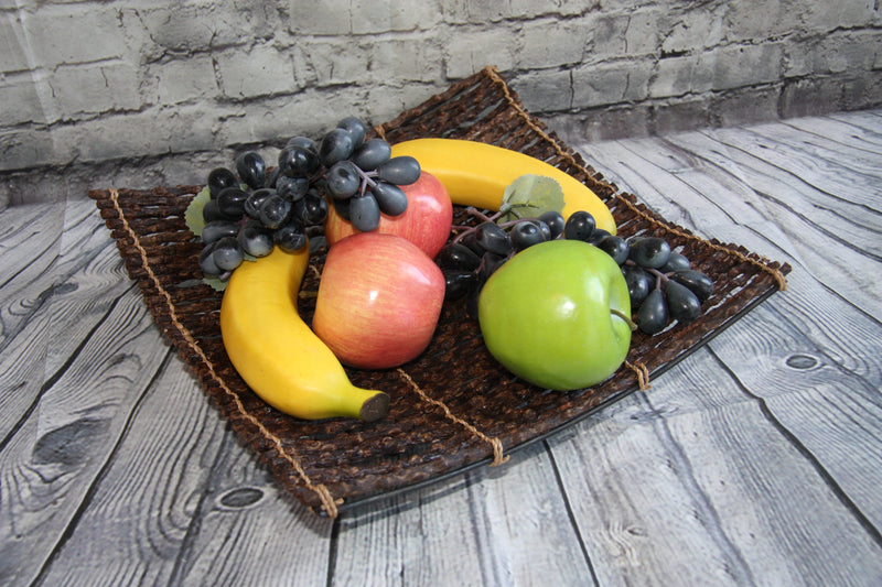Twiggy Stick Decorative Fruit Bowl