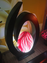 Load image into Gallery viewer, Balinese Spiral Egg Lamp