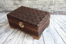 Balinese Hand Carved Jewellery/Keep safe box