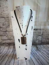 Distressed Necklace Stand