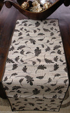 Load image into Gallery viewer, Balinese 2 Metre Coconut Fibre Table Runner Leaf Design