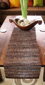 Balinese Coco Stick Table Runner / Placemat