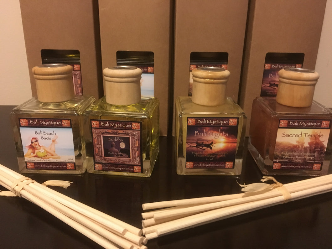 Custom Blend Reed Diffusers