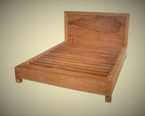 Kresna Nordic Bed Frame and Headboard