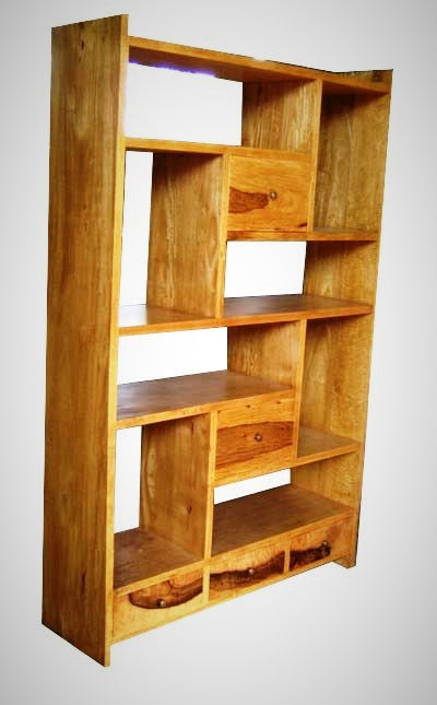 Kresna 5 Drawer Bookcase #W3002