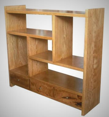 Kresna 3 Drawer Bookcase