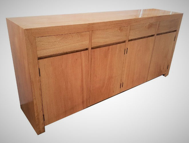 Kresna 4 Drawer Buffet Unit