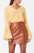 Jacqui Flare Sleeve Top