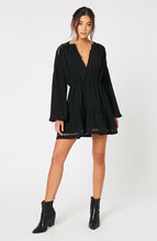Keely Trim Mini Dress