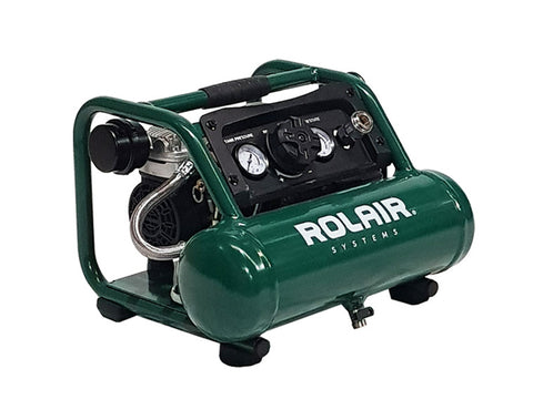 Rolair AB5 Air Buddy 1/2hp ultra quiet oil-free  air compressor