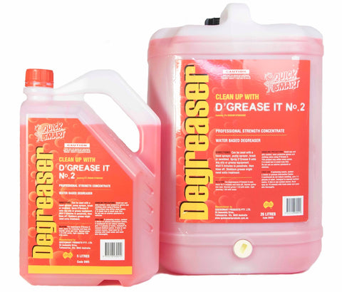 Water Based Degreaser