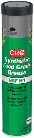 CRC FOOD GRADE SYNTHETIC GREASE 397G CRC FGSL35610