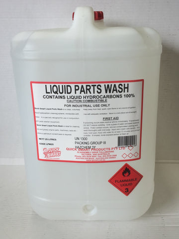 Liquid Parts Wash - Flammable 20 Litre Drum