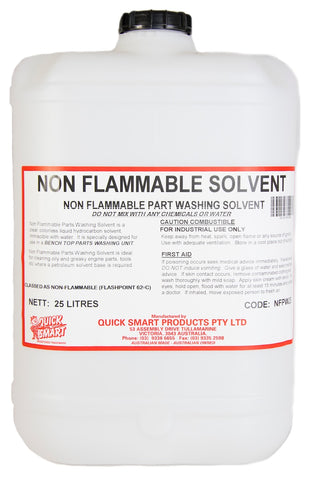 Non Flammable Parts Wash