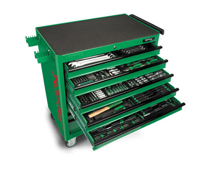 Toptul GT-36001 Mechanics Tool Kit Jumbo 7 Drawer 360pcs