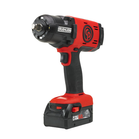 "Chicago Pneumatic Cordless ½"" impact wrench"